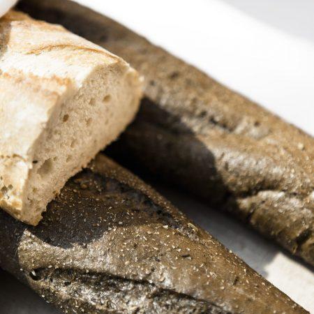 Ecke Restaurant Augsburg - Impressionen frisches Brot