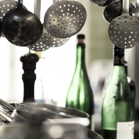 Ecke Restaurant Augsburg - Impressionen aus der Küche