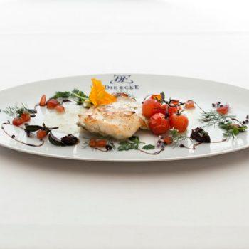 Restaurant Ecke Augsburg - Fischgerichte